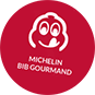 logo bib gourmand michelin